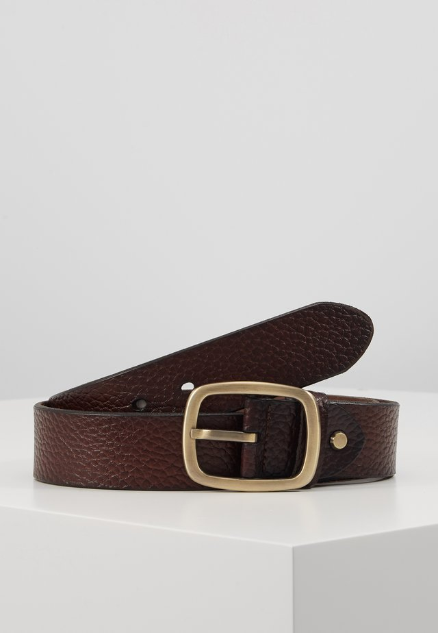 ONSCODY  VINTAGE - Belt - brown stone