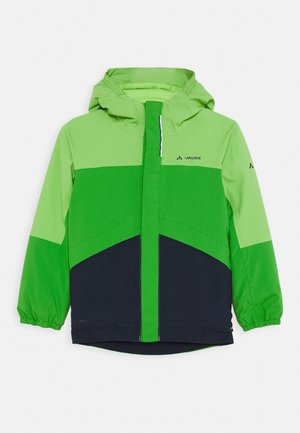 KIDS ESCAPE PADDED JACKET - Outdoorová bunda - apple