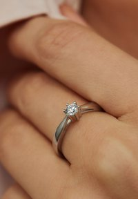 Selected Jewels - Ring - silber - 3