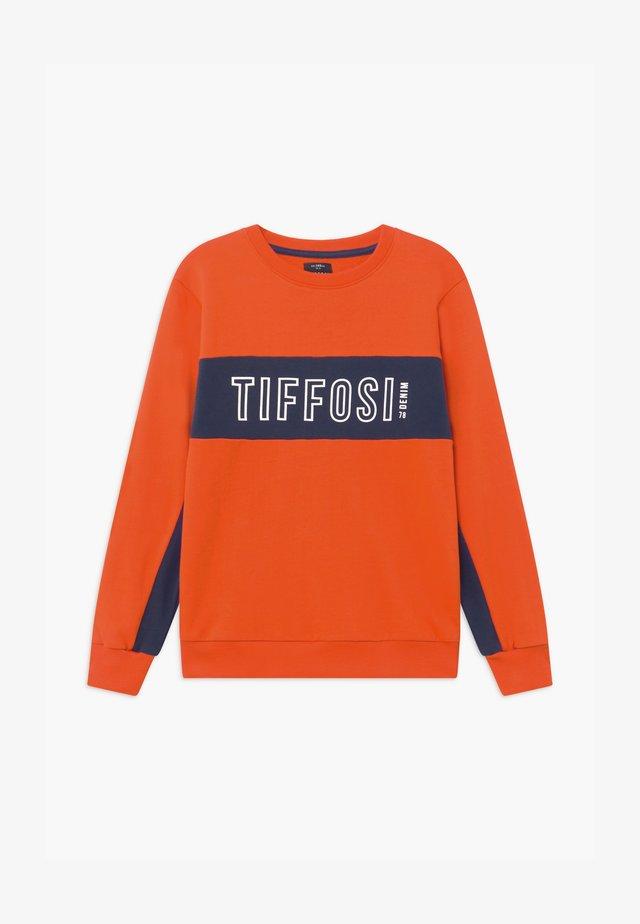 TOMAS - Sweater - orange