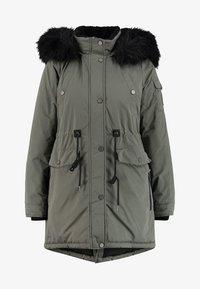 Superdry - NADARE - Winter coat - olive - 0