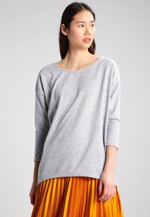ONLELCOS  - Langarmshirt - light grey melange