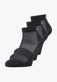Craft - GREATNESS MID SOCK 3 PACK - Trainer socks - black - 0