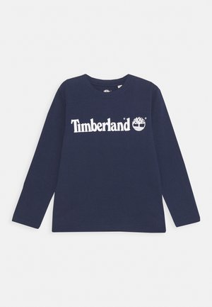 LONG SLEEVE - Camiseta de manga larga - navy