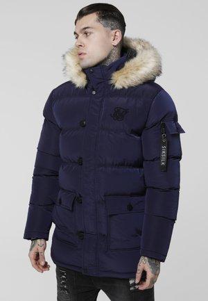 PUFF - Wintermantel - navy