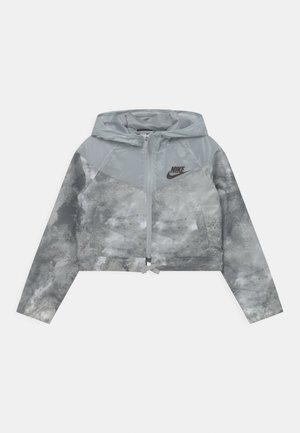 Light jacket - smoke grey/coconut milk