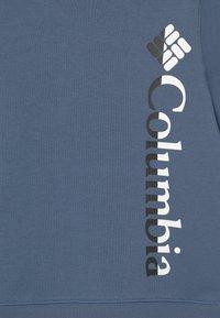 Columbia - PARK CREW UNISEX - Sweatshirt - bluestone - 2