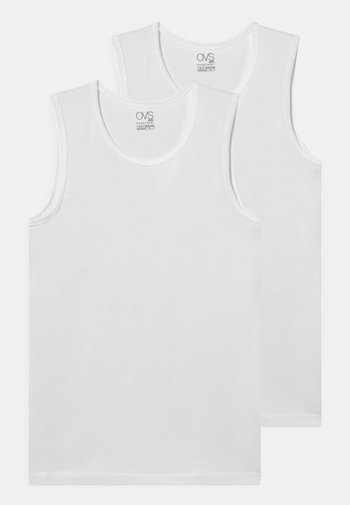 TEEN 2 PACK - Top - brilliant white