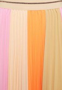 Mos Mosh - A-line skirt - peach parfait - 2