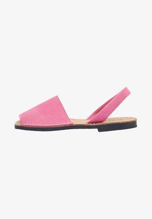 JUNA - Sandals - pink