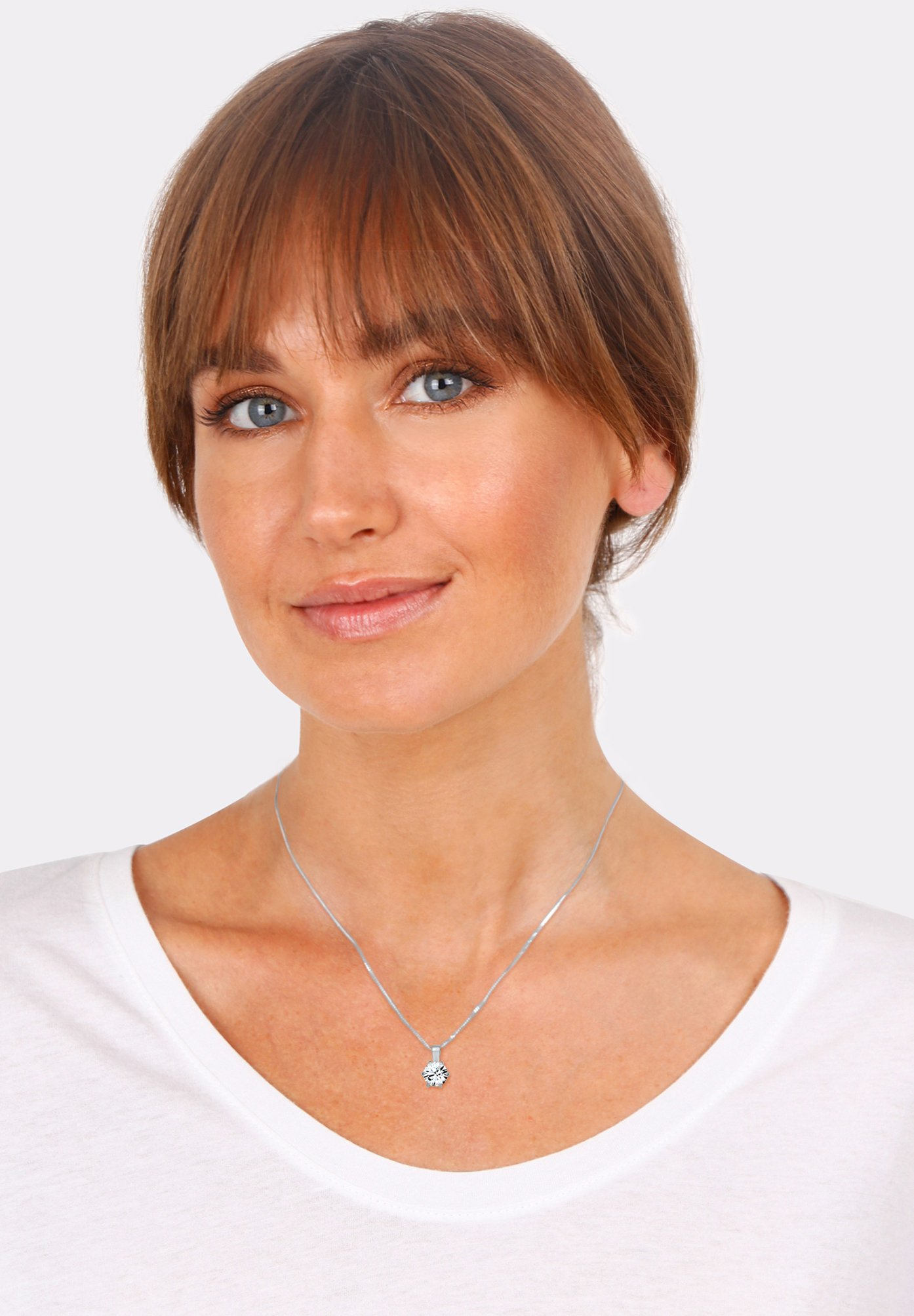 Damen GLASS CRYSTAL - Halskette