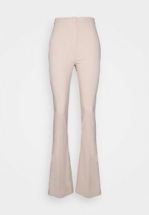 PANTALONI TROUSERS - Trousers - pink dune