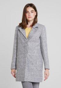 ONLY - ONLARYA COAT - Short coat - light grey melange - 0