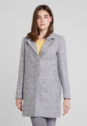 ONLARYA COAT - Short coat - light grey melange