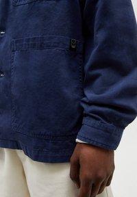 PULL&BEAR - Tunn jacka - dark blue - 4