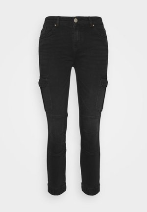 ONLMISSOURI LIFE - Skinny džíny - black denim