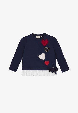 Sweater - azul marino