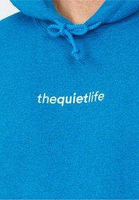 The quiet life - Sweat à capuche - blue - 3