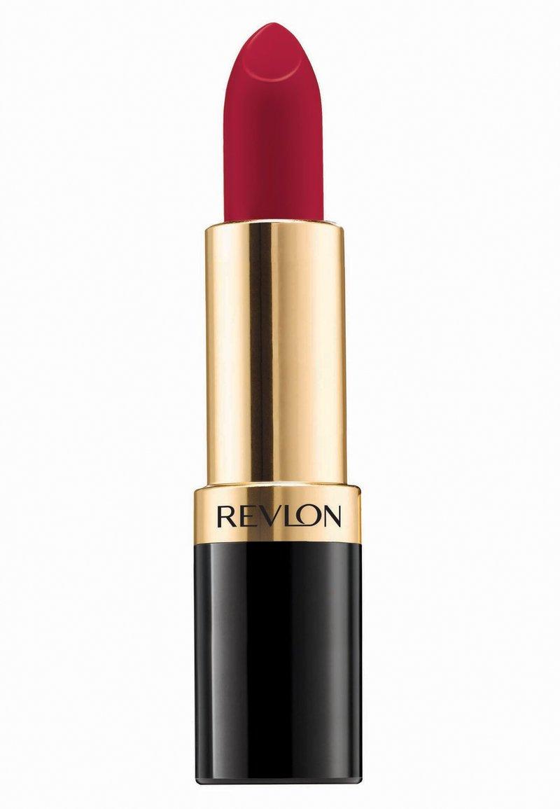 Revlon - SUPER LUSTROUS MATTE LIPSTICK - Lipstick - N°006 really red