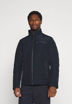 QUILTED JACKET - Light jacket - sky captain blue