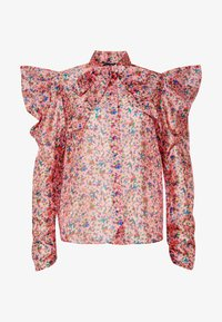 Sister Jane - MISSY FLORAL BOW - Overhemdblouse - pink - 4