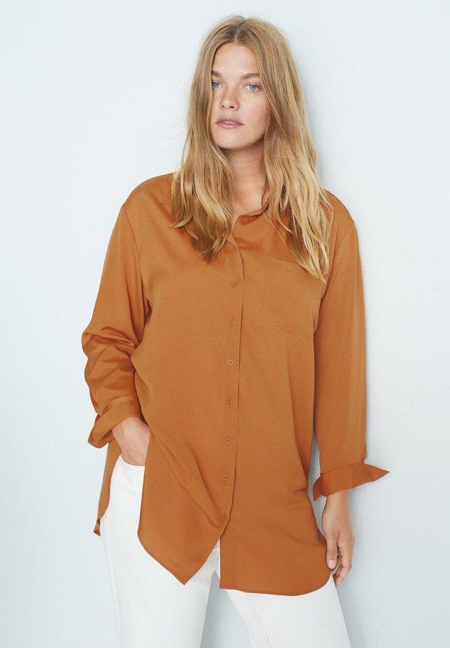 LAURITA - Camisa - karamel