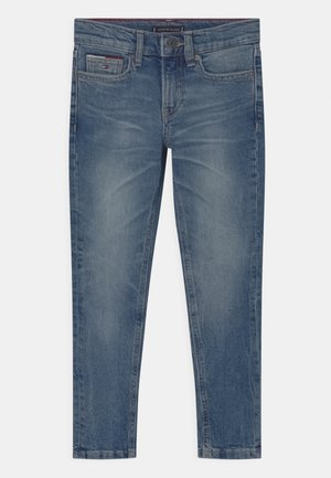 SPENCER SLIM TAPERED - Jean slim - vintage denim