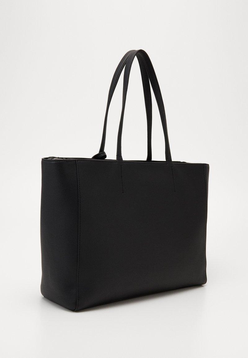 Calvin Klein - MUST SHOPPER SET - Torba na zakupy - black