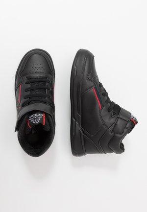 MANGAN II ICE - Scarpe da fitness - black/red