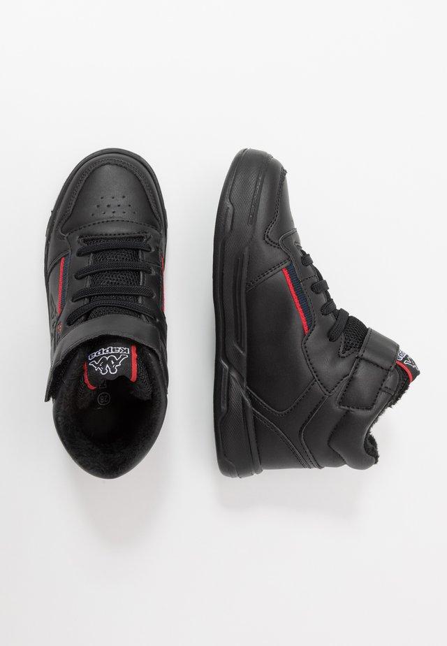 MANGAN II ICE - Sports shoes - black/red