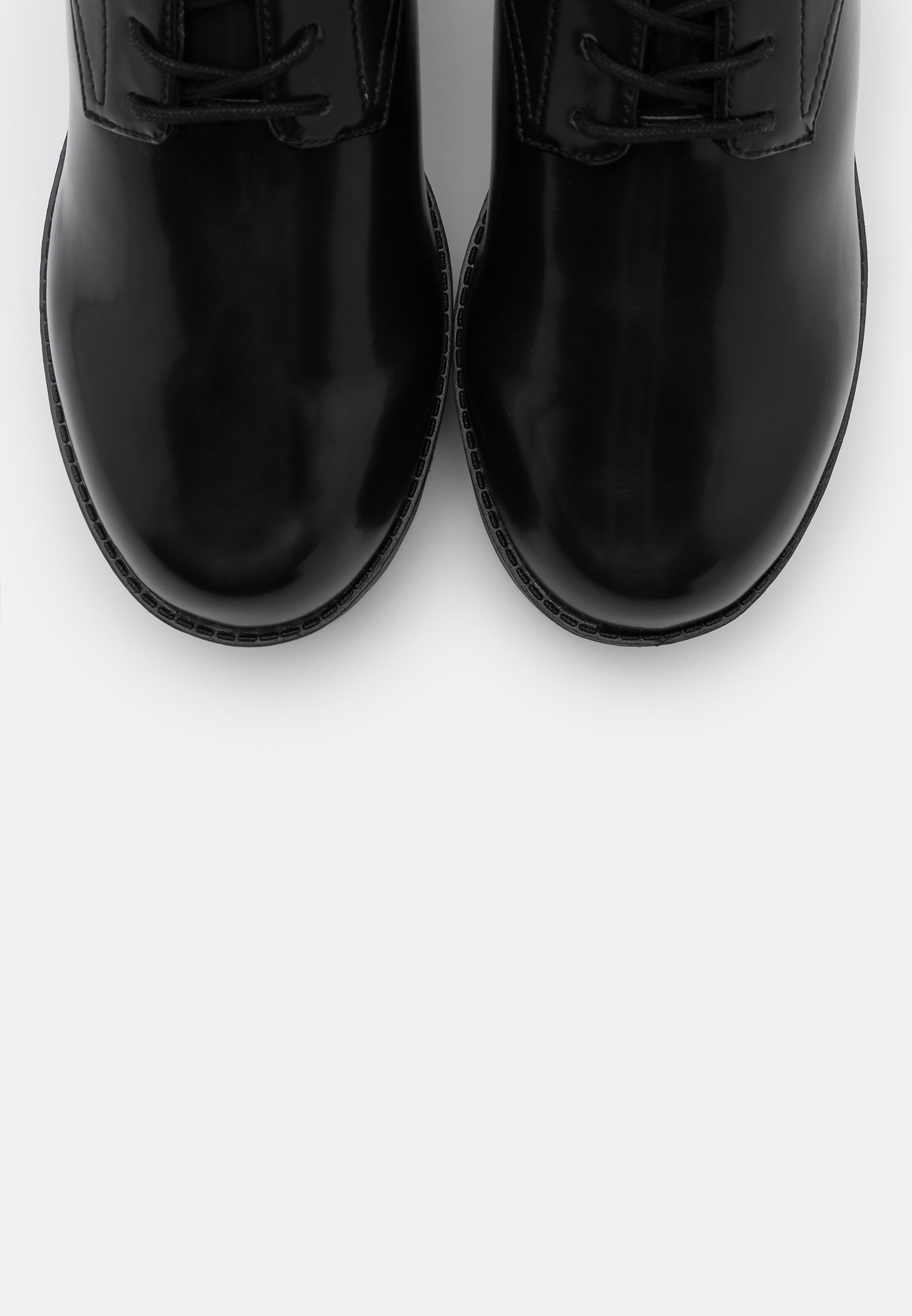 VEGAN VANESSA SHOE Snörpumps black