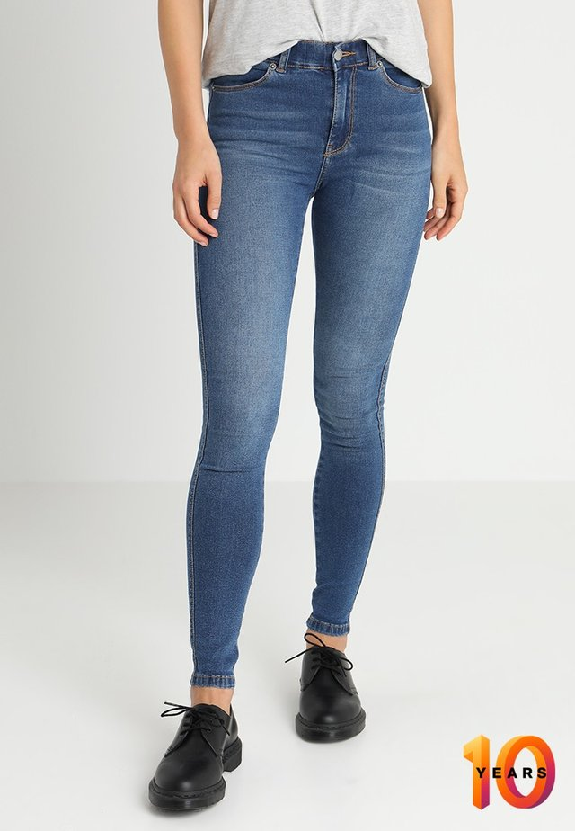LEXY - Jeans Skinny Fit - trouble blue