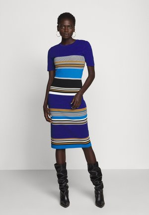 DASHA - Shift dress - ionian/multi
