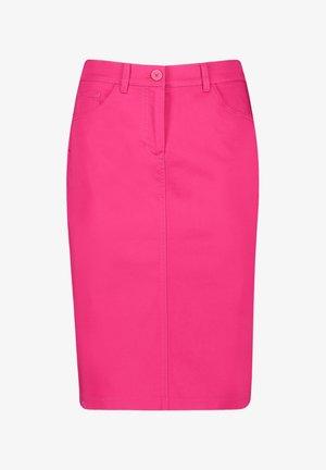 Falda de tubo - rasberry