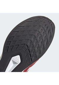 adidas Performance - DURAMO - Neutral running shoes - scarle/ftwwht/cblack - 8