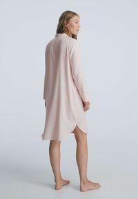 OYSHO - MIT STREIFEN - Nightie - pink - 2