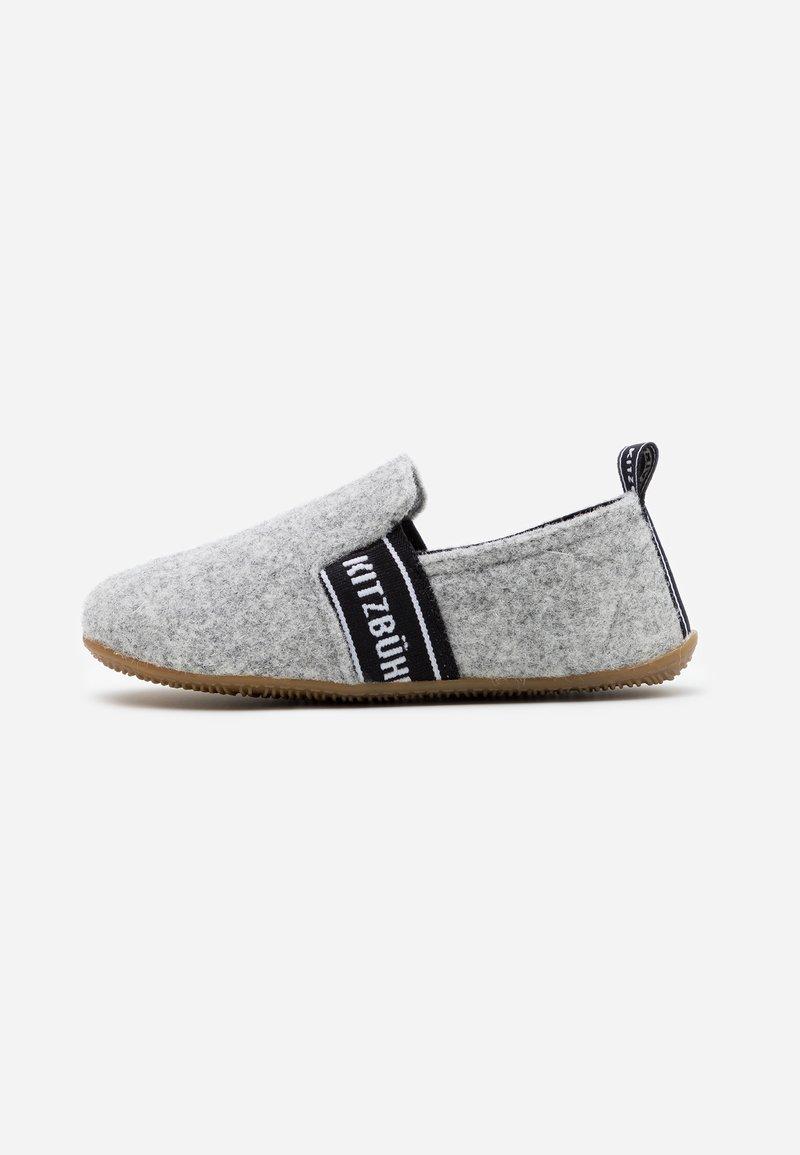 Living Kitzbühel - T-MODELL UNISEX - Pantoffels - grey