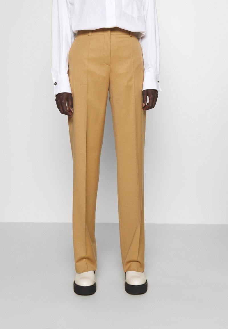 HUGO - HULANA - Kalhoty - light/pastel brown