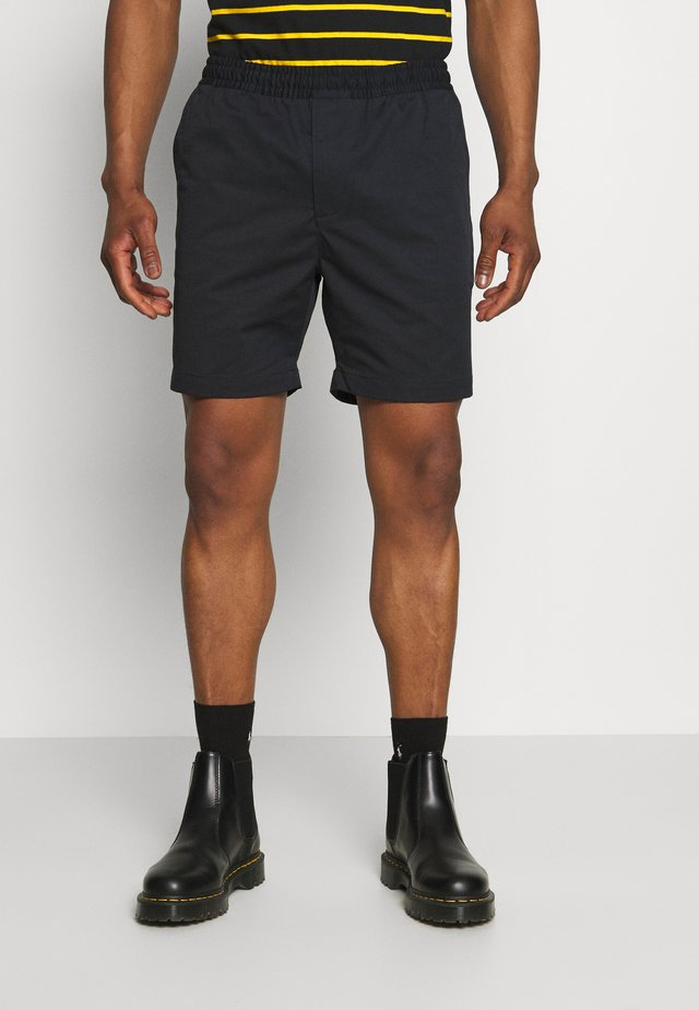 PULL ON UNISEX - Shorts - black