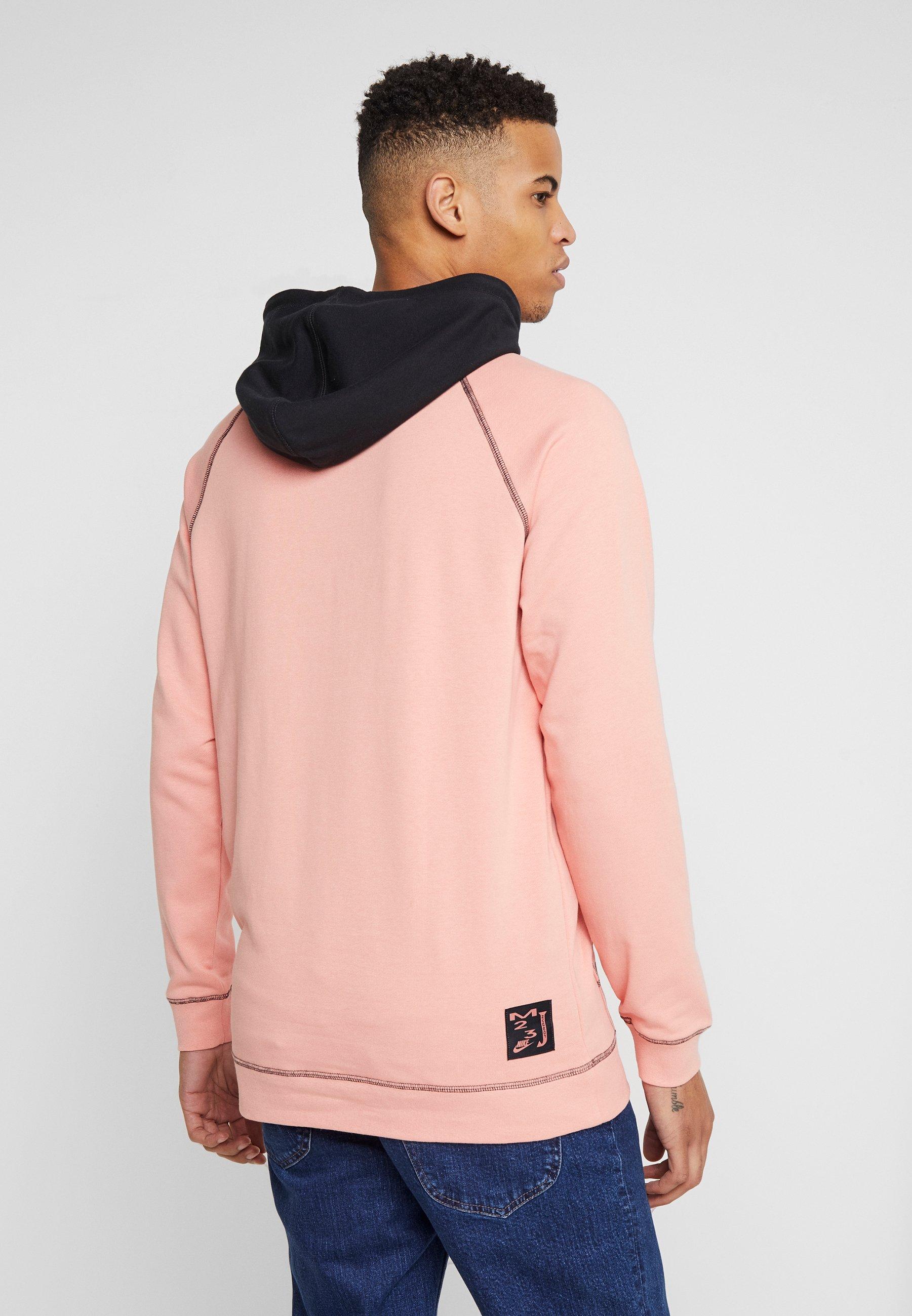 Jordan SPRTDNA HOODIE - Sweat à capuche - pink quartz/black