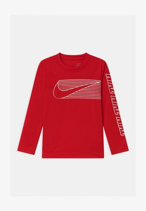 DOMINATE  - Long sleeved top - university red