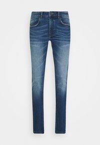 STOCKHOLM - Slim fit jeans - jet blue