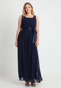 Dorothy Perkins Curve - NATALIE MAXI - Occasion wear - navy - 0