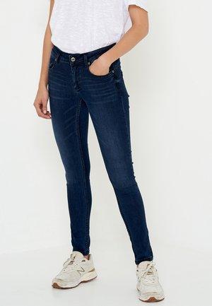 CELINA - Slim fit jeans - dark denim
