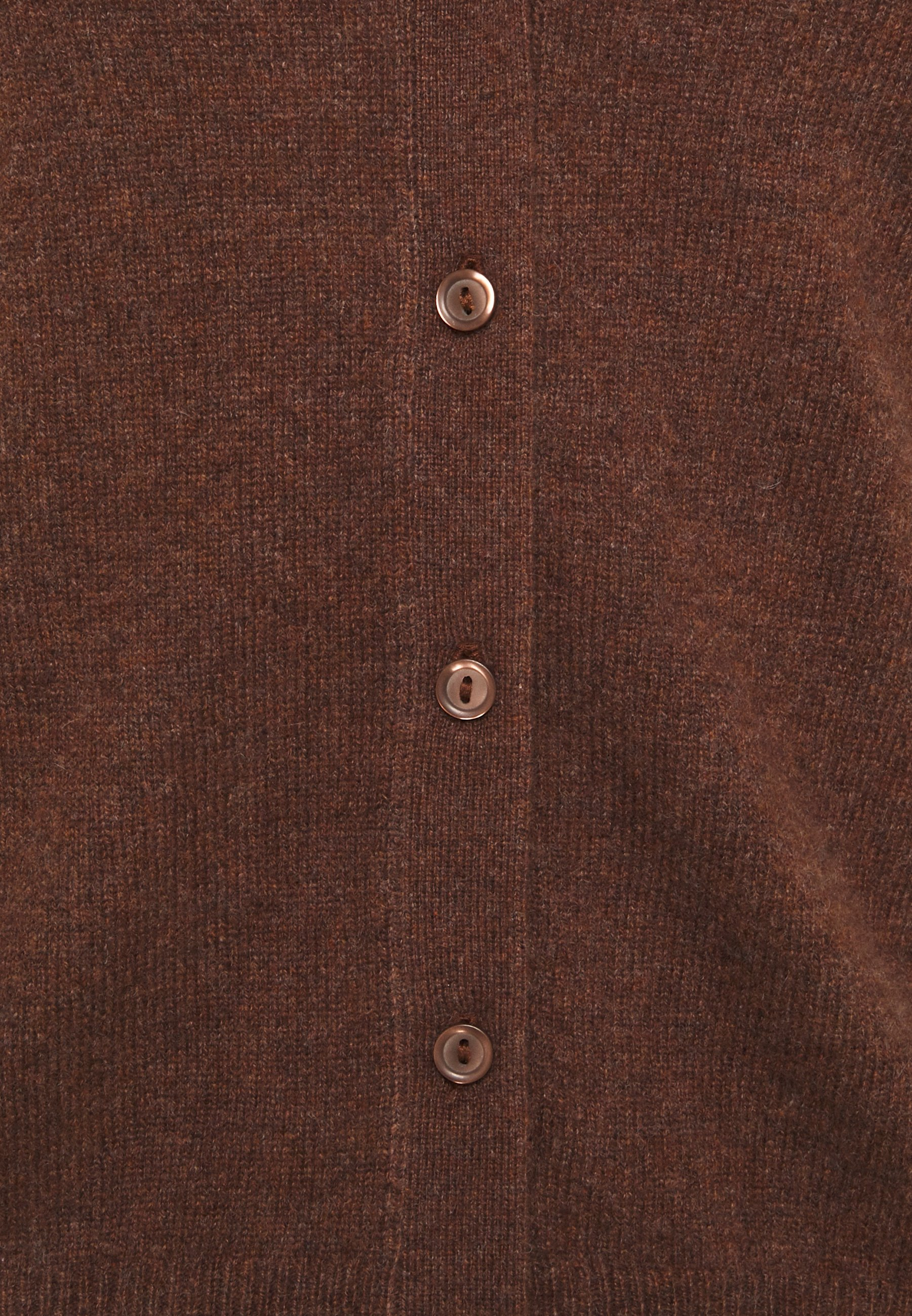Part Two Cardigan - forrest brown melange pqEqG