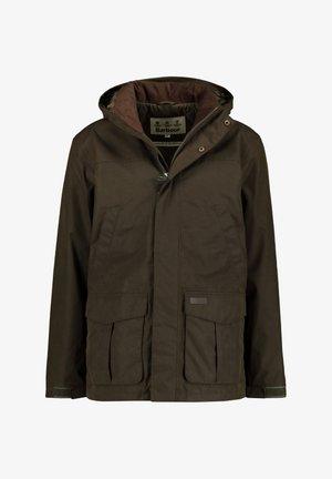 BROCKSTONE JACKET - Winter jacket - oliv