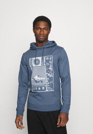 WELLS - Sweatshirt - blue