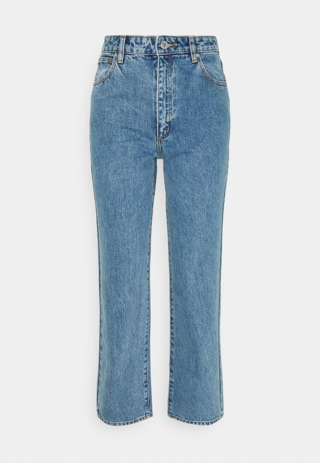 VENICE - Straight leg jeans - georgia