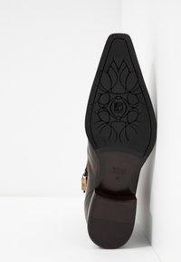Jo Ghost - Kotníkové boty - brown - 4