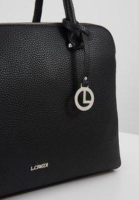 L.CREDI - ELIETTE - Handbag - schwarz - 6